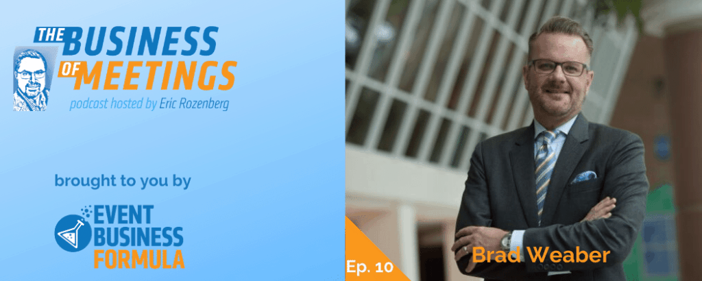 Business Of Meetings Podcast with Eric Rozenberg