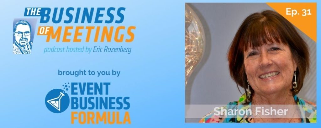 Sharon Fisher   Business Of Meetings Podcast