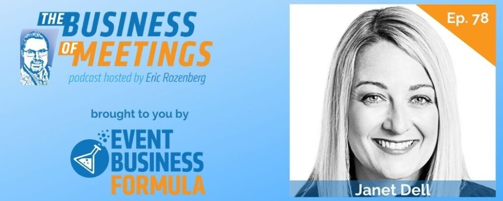 Janet Dell | The Business of Meetings Podcast